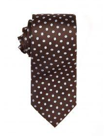 Cedar Geometric Tie