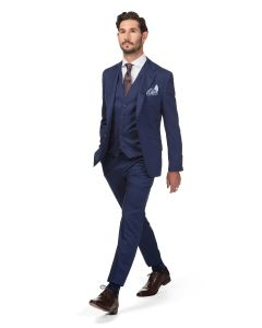 Madrid Navy Blue Suit