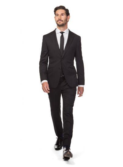Madrid Jet Black Suit