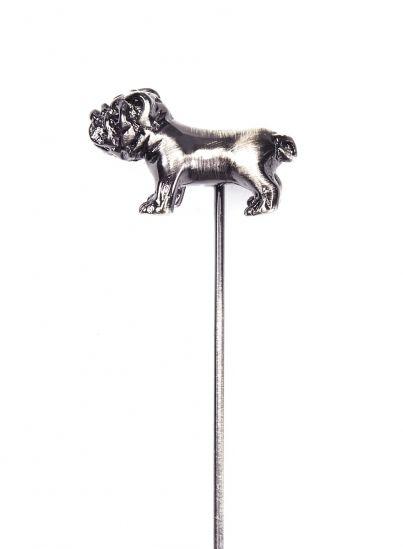 Bulldog Lapel Pin