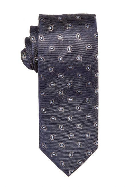 Copper Small Paisley Tie