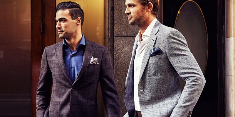 Read our guide on what to wear through Autumn.